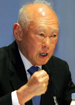 Lee Kuan Yew | The Five Most Influential Political Leaders